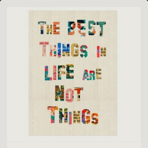 Things quote