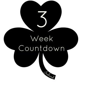 3 week countdown